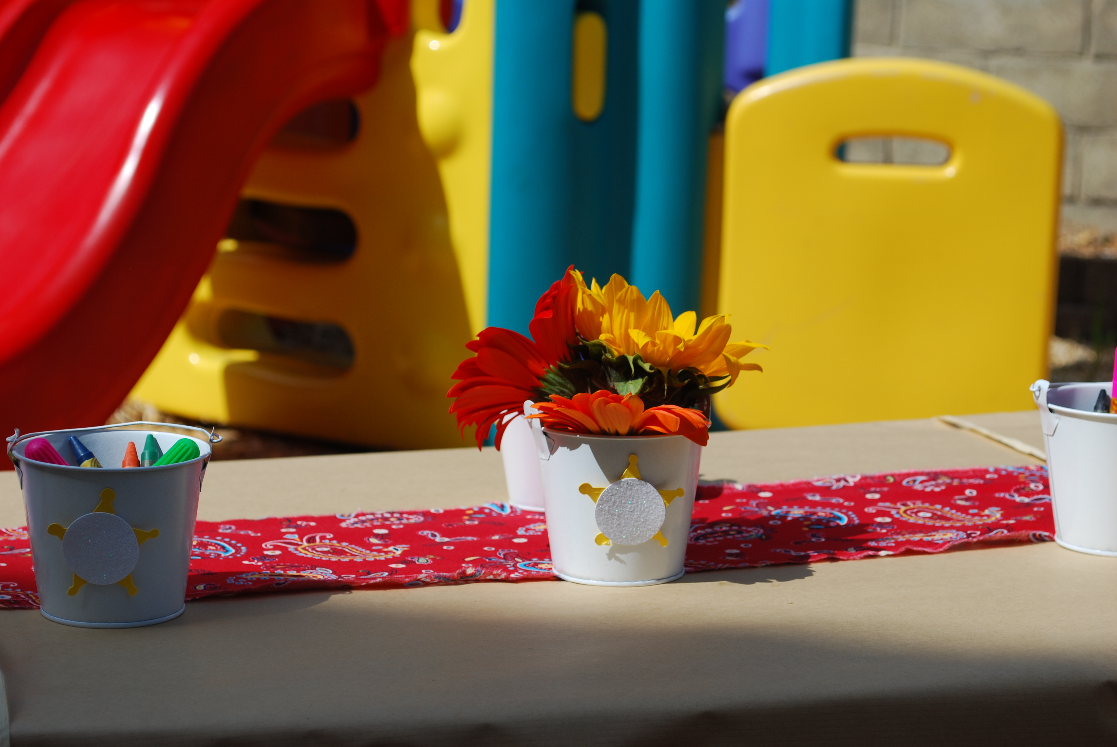 Life S Cowgirl Theme Birthday Party On A Budget A Piece Of