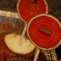 Turkey Day Cupcakes!