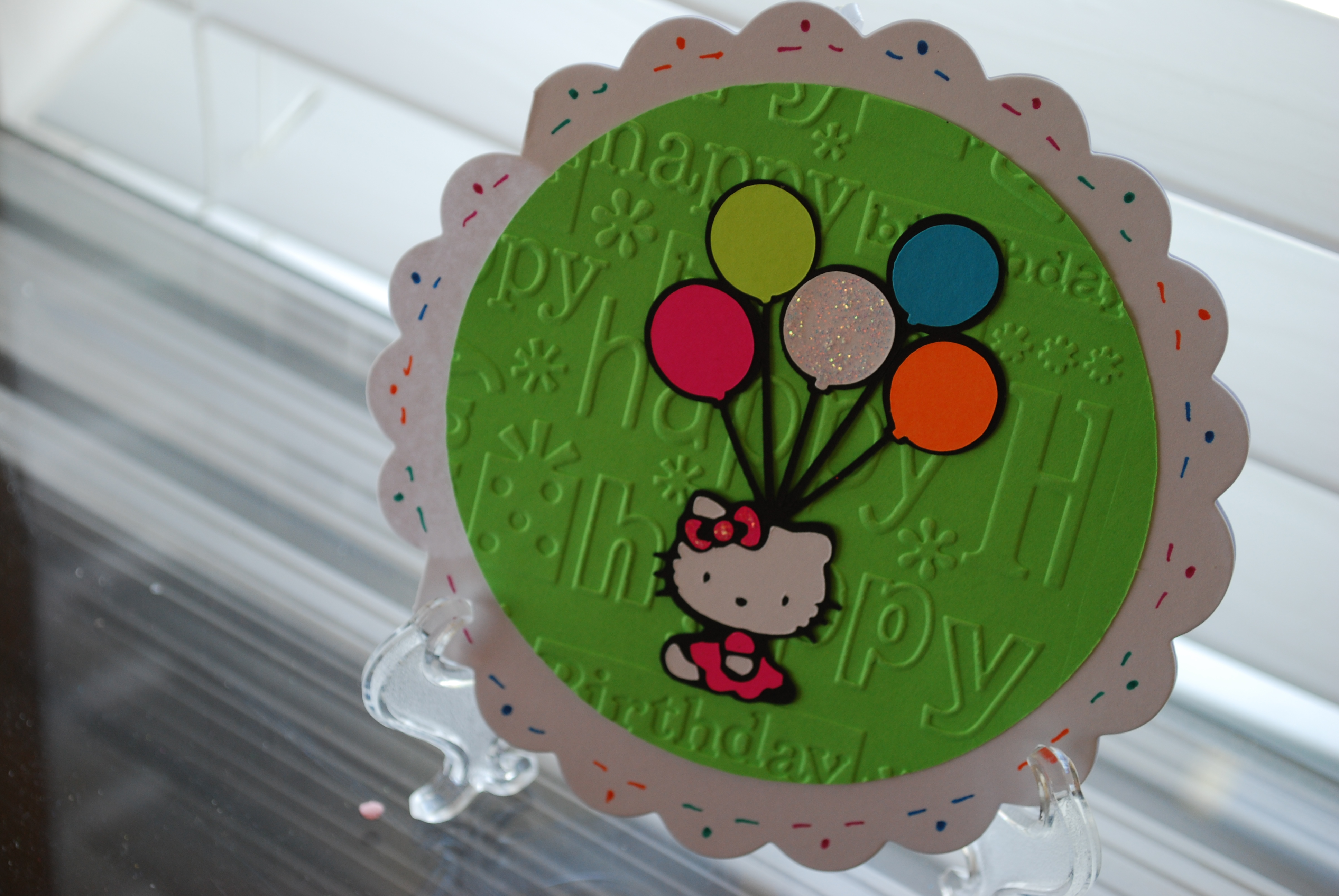 Cricut cartridge hello kitty greetings a piece of lifes pie my four year old is a huge hello kitty fan back in january i went on the hunt to buy the hello kitty cricut cartridge only to find out that it was retired m4hsunfo