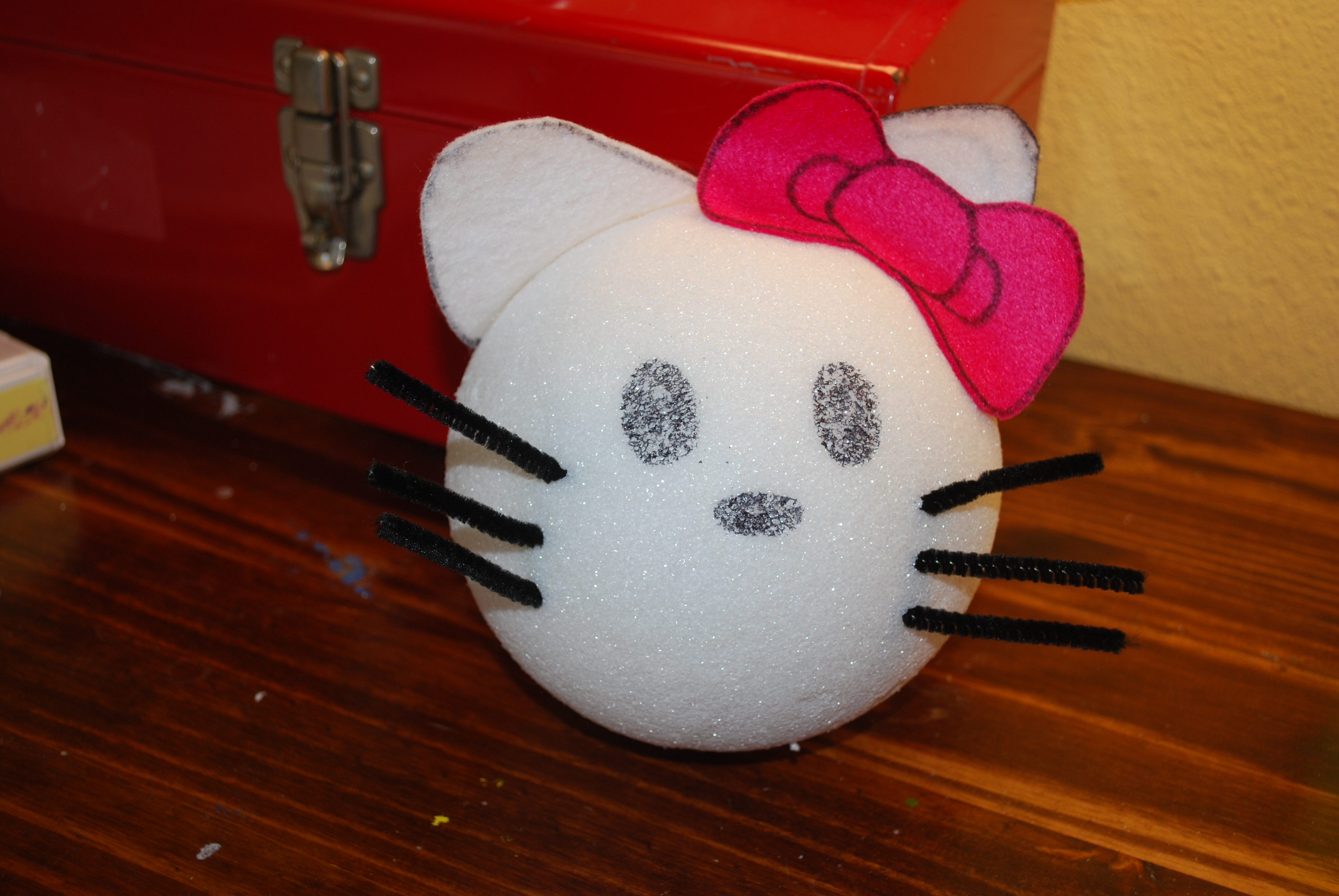 Hello Kitty Head Coloring Pages : Hello kitty decorations a piece of life s pie