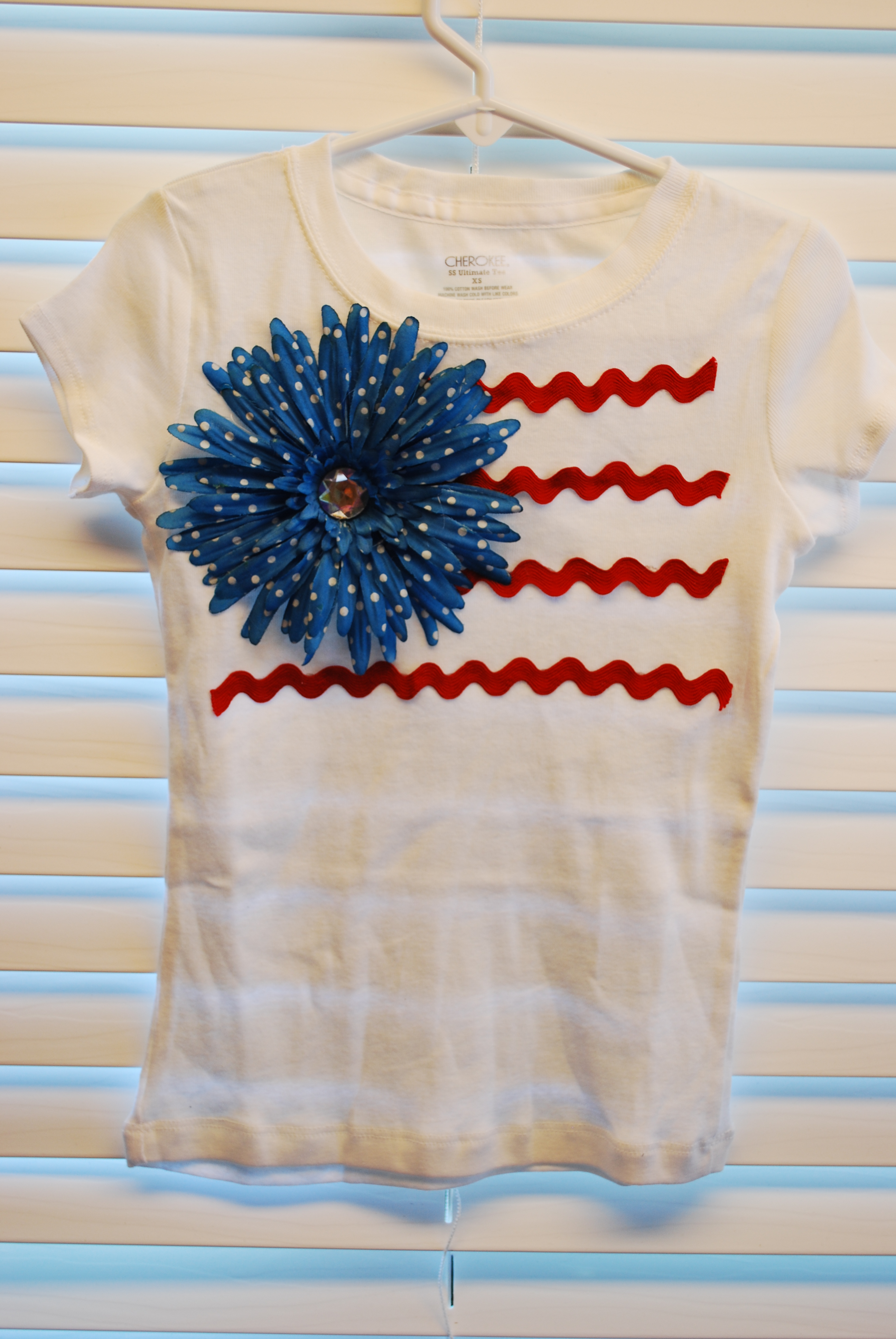 4th Of July Diy T Shirt Ideas A Piece Of Life 39 S Pie