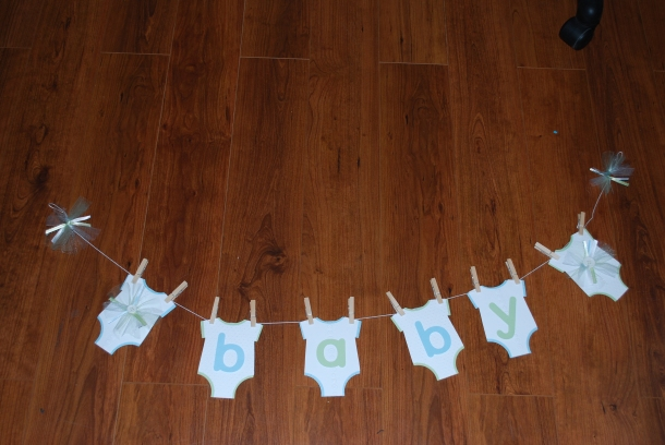 Baby Shower Decorations Using Cricut ~ Baby shower ideas using cricut a piece of life s pie