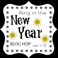 Ring in the New Year Blog Hop!