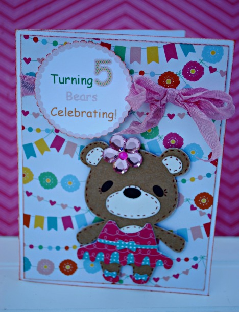 "A Birthday that ""Bears"" Celebrating!"