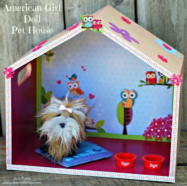 American Girl Doll Pet House2