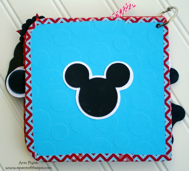 Mickey Mouse Mini Book 4